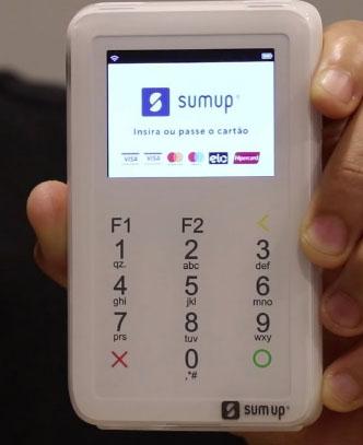Comparativo SumUp Super e Moderninha Wi-Fi