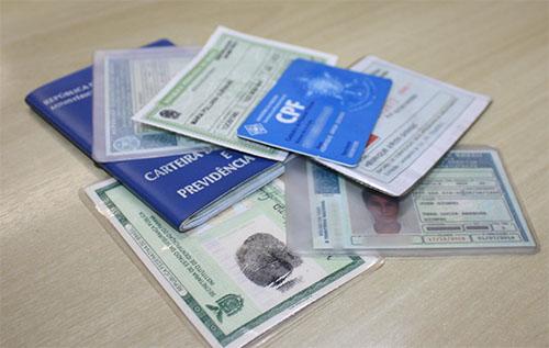 Documentos para abrir uma conta poupança