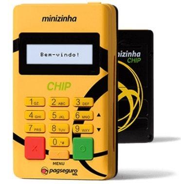 Minizinha Chip e Minizinha App