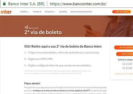 banco intermedium boleto