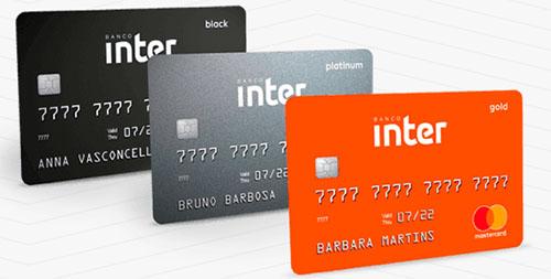cartaõ de credito sem anuidade banco inter
