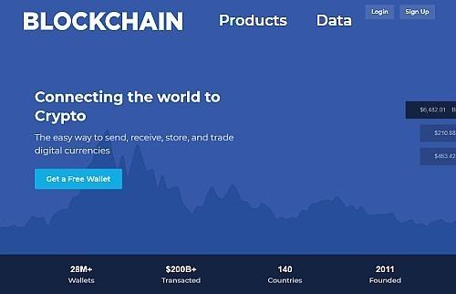 carteira bitcoin blockchain