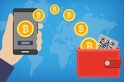como transferir bitcoin para carteira