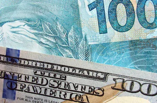converter dolar para real online