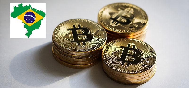 corretora para comprar bitcoin no Brasil
