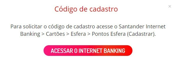 Como resgatar Bônus Santander