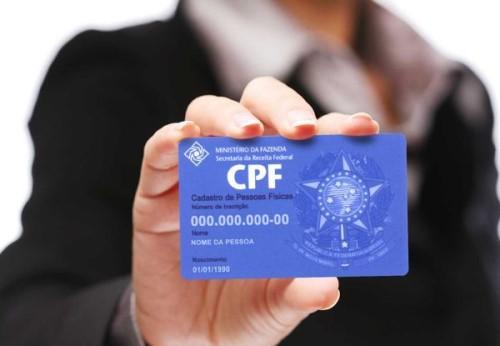 como saber o cpf de uma pessoa