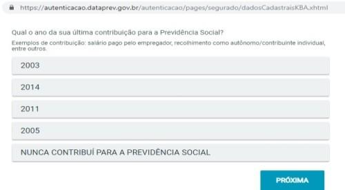 consulta extrato previdencia social