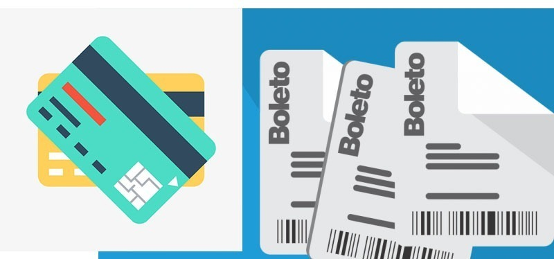 pagar boleto com cartão de crédito online