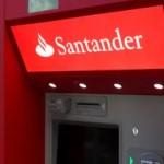 Qual o número do Banco Santander para ted