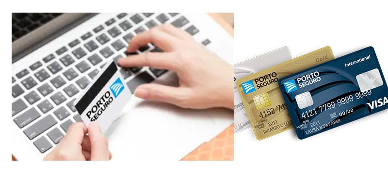 Porto Seguro fatura cartão de crédito vencida